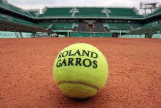 Поплавський виступив на Roland Garros
