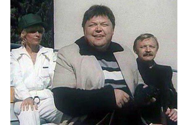 У Москві попрощалися з актором В'ячеславом Невинним