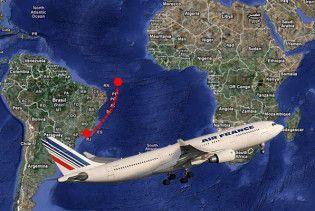 Названа причина аварії аеробуса А330 над Атлантикою