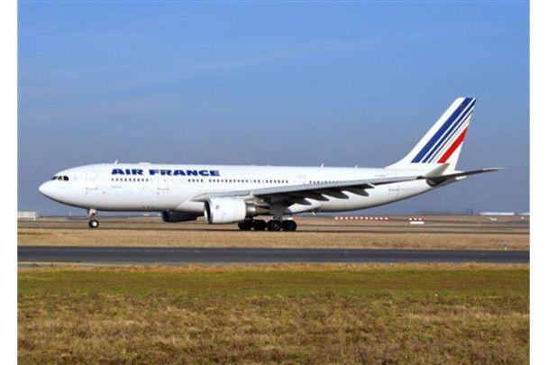 Катастрофа аеробуса Air France