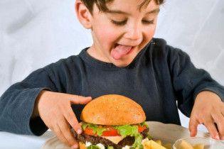 Гамбургери викликають у дітей астму
