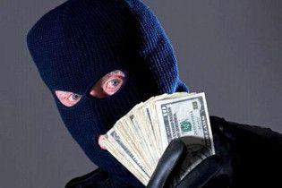 У Києві пограбували відділення Індексбанку