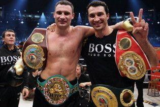 Володимир Кличко: ми з Віталієм станемо творцями історії боксу