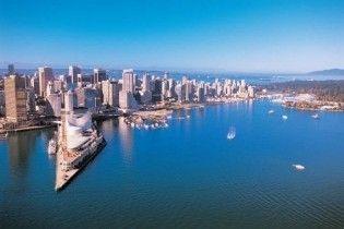 Найбільш комфортним містом світу визнали Ванкувер