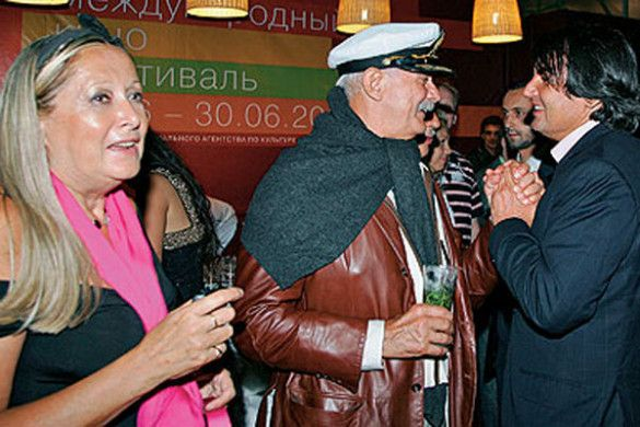 Нікіта Міхалков, Тетяна Міхалкова