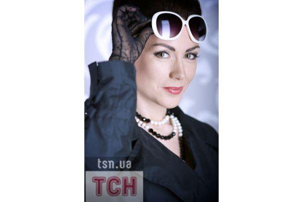 Телеведуча Ілона Довгань: наша відповідь Одрі Хепберн