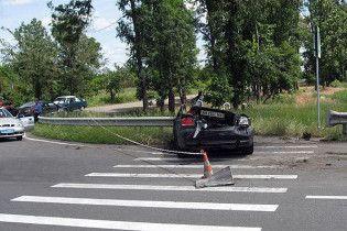 Син Ганни Герман розбився на швидкості 222 км/год
