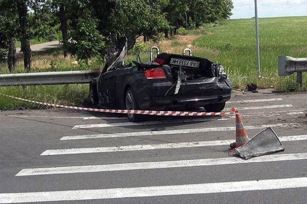 В ДТП загинув син Ганни Герман. Подробиці аварії + ФОТО і ВІДЕО