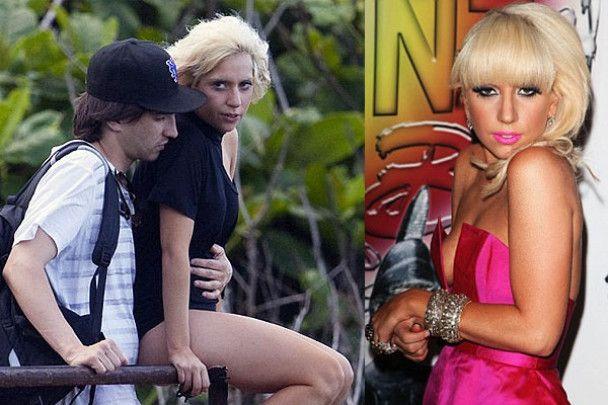 Леді Гага показала своє справжнє обличчя