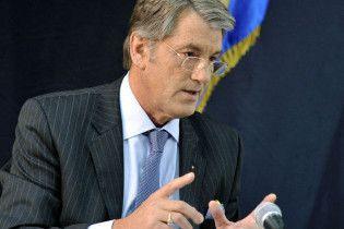 """Ющенко боїться, що Україна стане """"розмінною монетою"""" Путіна і Обами"""