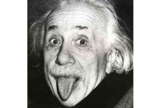 Фотографію Ейнштейна з язиком продали за 75 тисяч доларів