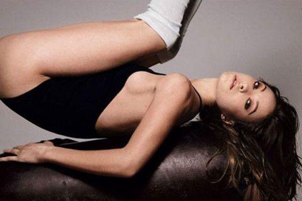 Зарядка від найсексуальнішої жінки світу