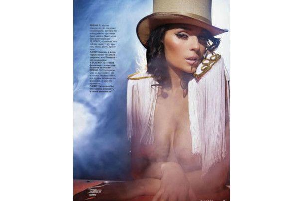 Playboy роздягнув найсексуальнішу дівчину Росії