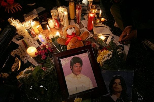 Помер король поп-музики Майкл Джексон