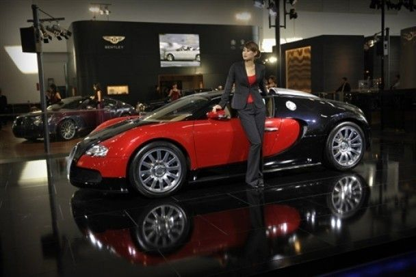 Виставлений на продаж найдорожчий автомобіль у світі