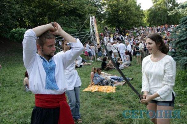 """Етно-фестиваль """"Країна мрій-2009"""""""