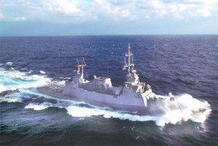 Ізраїль починає будувати бойові кораблі