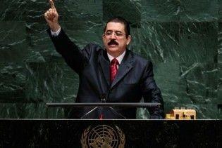 ООН вимагає повернути владу в Гондурасі законному президенту