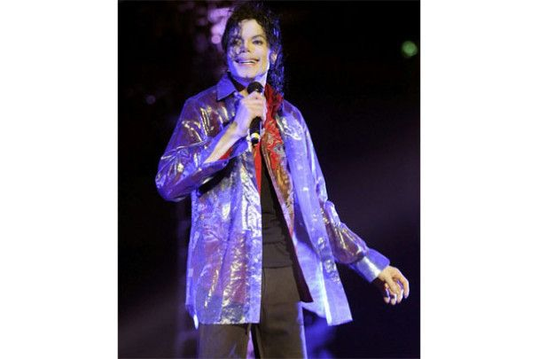 Відбулась прем'єра нового кліпу Майкла Джексона