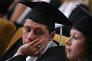 Понад 70% українських студентів не бажають жити на батьківщині