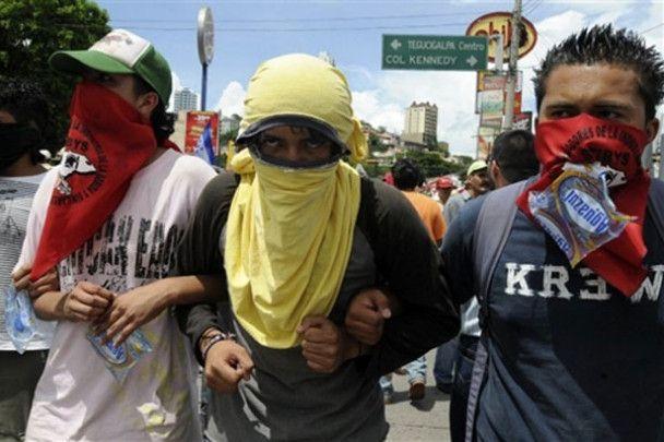 Військовий заколот у Гондурасі