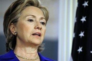 Клінтон: США програли інформаційну війну Росії та арабському світу