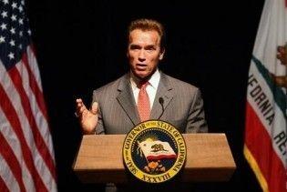 Шварценеггер залишив посаду губернатора Каліфорнії