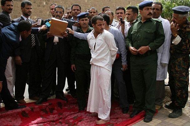 В Ємені публічно стратили педофіла, який вбив 11-річного хлопчика