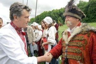 Ющенко дійшов висновку, що він нащадок Мазепи