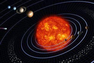 Астрофізики відкрили порушення закону Ньютона в Сонячній системі