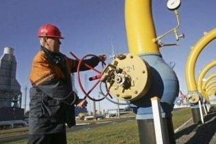 Україна вдвічі збільшила транзит газу