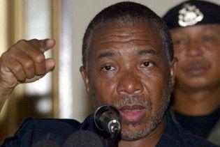 Екс-президент Ліберії постав перед судом за зґвалтування та канібалізм