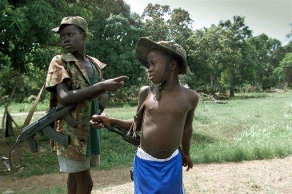 Війна в Сьєрра-Леоне
