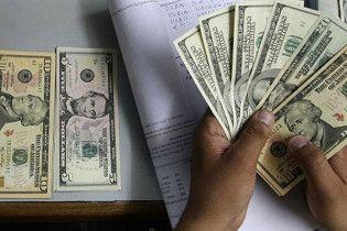 Долар обвалився нижче 8 гривень