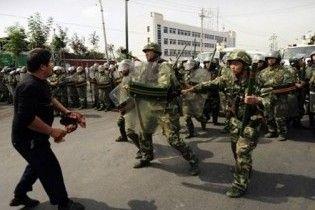 У Китаї трьом уйгурцям винесли вирок через напади зі шприцами