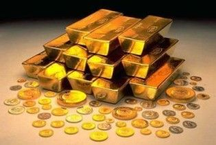 Нацбанк різко збільшив золотовалютні резерви