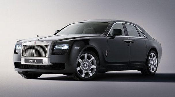 """Новий Rolls-Royce-""""примара"""" розженеться до """"сотні"""" за 4,9 сек"""