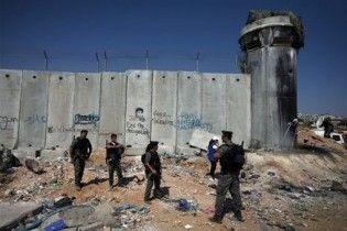 """Глава Палестини вимагає від Ізраїлю демонтувати """"стіну безпеки"""""""