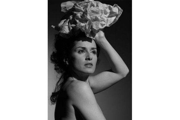 Тіна Канделакі знялась в еротичній фотосесії