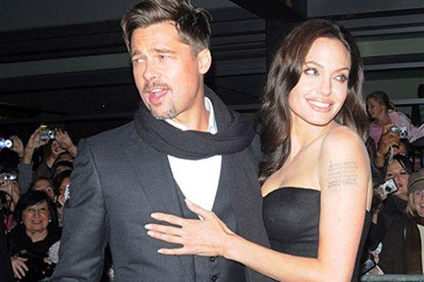 Джолі і Пітт витратили на благодійність 7 мільйонів