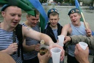Пияцтво в Росії досягло рівня часів перебудови