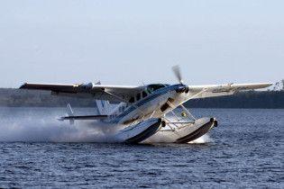 Поблизу Ялти розбився літак-гідроплан