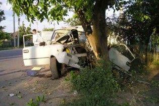 В аварії на Одещині загинула родина з маленькою дитиною