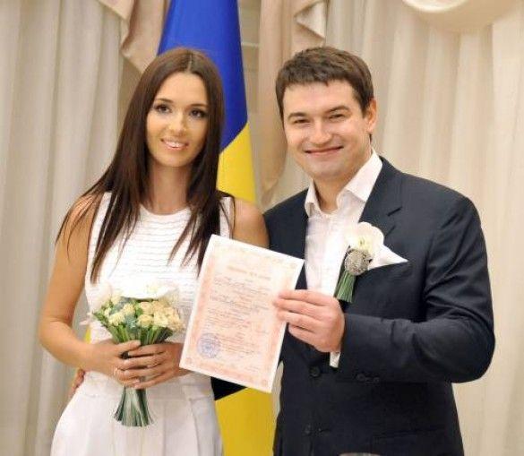 Весілля Андрія Ющенка