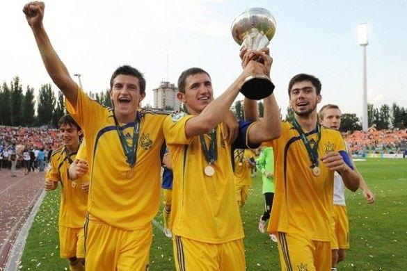 Укранські футболісти виграли Євро-2009