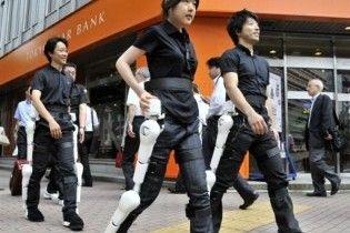 У Японії продемонстрували винахід, який збільшує силу ніг в 10 разів