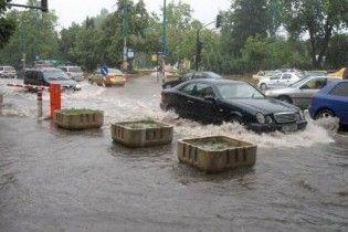 Чорноморське узбережжя Болгарії затопили сильні зливи