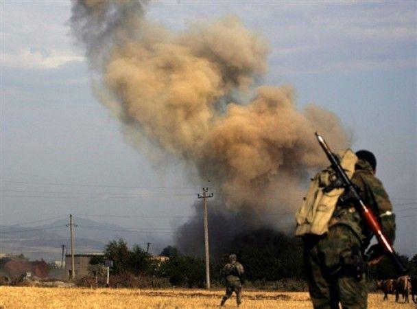 Грузія та Росія згадують жертв серпневої війни 2008 року