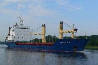 Російські слідчі не знайшли на Arctic Sea жодного стороннього вантажу