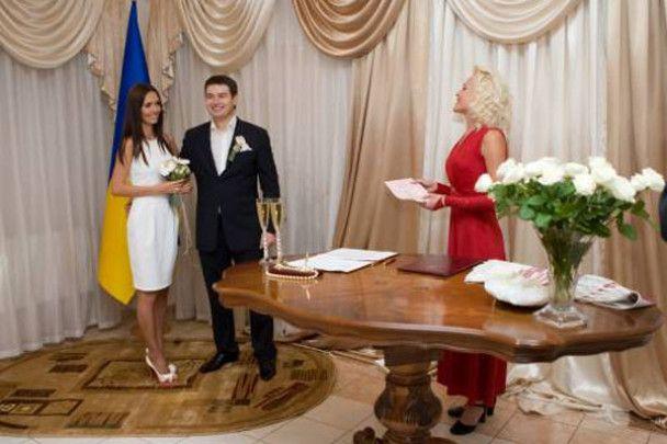 Одруження синів Ющенка та Януковича